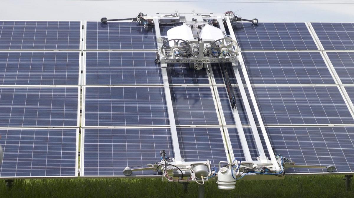 i vostri pannelli solari devono essere puliti.
